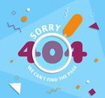 放大镜404错误页