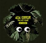 怪兽404错误页
