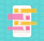 手机信息浏览界面