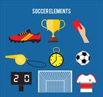 创意足球物品