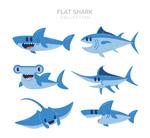 6款蓝色鱼类