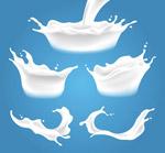 动感液态牛奶