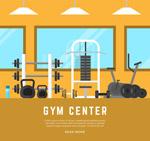 健身中心设计