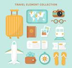 旅行元素设计