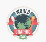 地球平面设计日