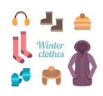 创意冬季服饰
