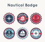 圆形航海徽章