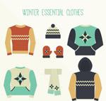 冬季男士服饰