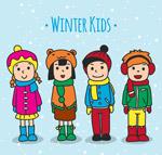 穿创意冬装儿童