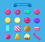 16款彩色糖果
