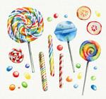28款五彩糖果