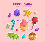 15款可爱糖果