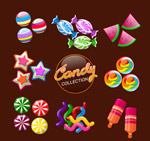8组创意糖果