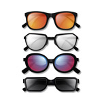 4款时尚太阳镜