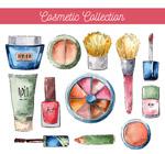 彩绘美妆产品