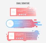 创意邮件签名设计