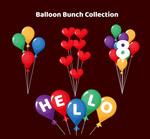 4款创意气球束