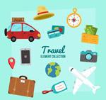 12款创意旅行元素