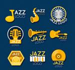 金色爵士乐标志