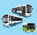 3款时尚巴士