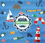 海洋探险元素
