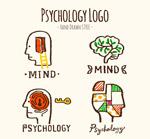 彩绘心理学标志