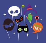怪物派对面具