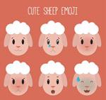 绵羊头像表情
