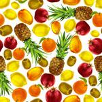 水果�o�p背景
