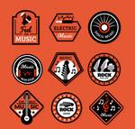 创意音乐标签