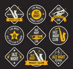 音乐俱乐部标签