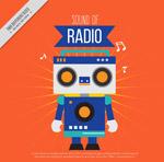 机器人收音机