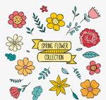 10款彩绘花朵