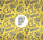 彩绘世界广播日