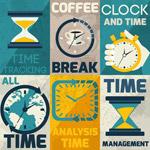 创意时间元素