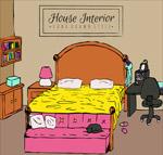 创意彩绘卧室