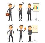 创意商务男子
