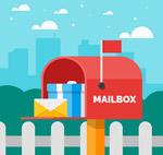 �b�M�Y物的信箱