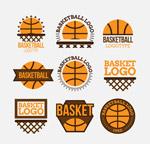 创意篮球标志