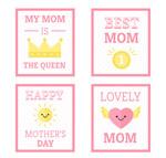 母亲节卡片