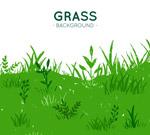 绿色草地设计