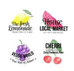 水果手工食品标签