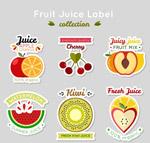 创意果汁标签