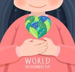创意世界环境日