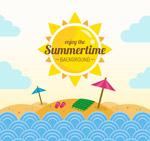 享受夏季时光海报