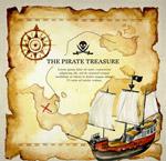 藏宝图和海盗船