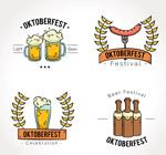啤酒节标签设计