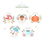 秋季元素徽章