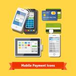 手机支付方式图标