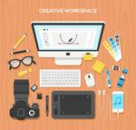 工作空间桌面
